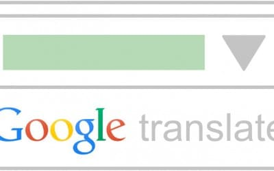 Translate your gite website with help from Google