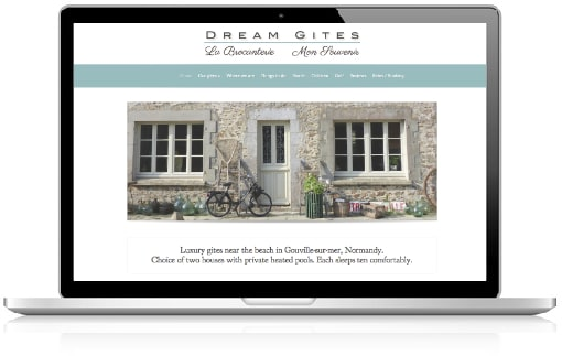 Dream Gites, Normandy